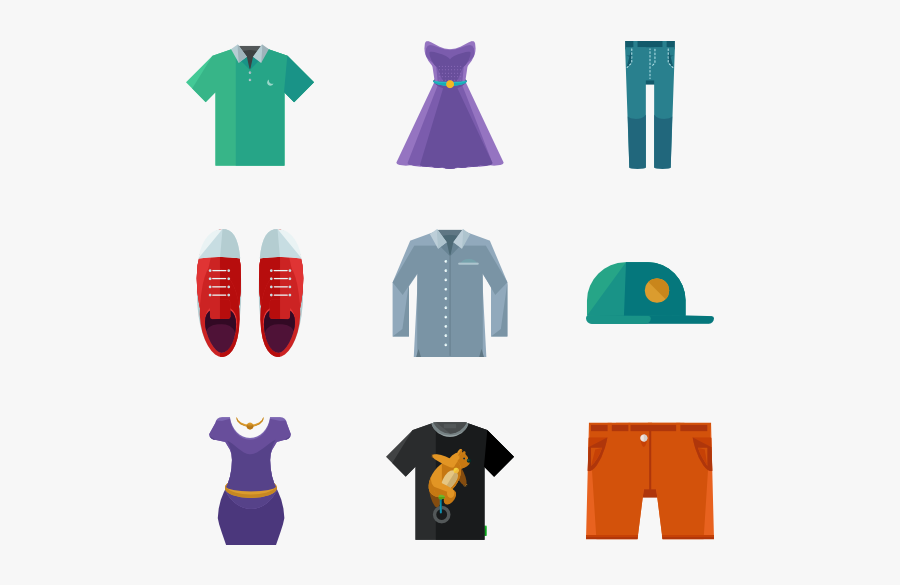 Clothing Png, Transparent Clipart