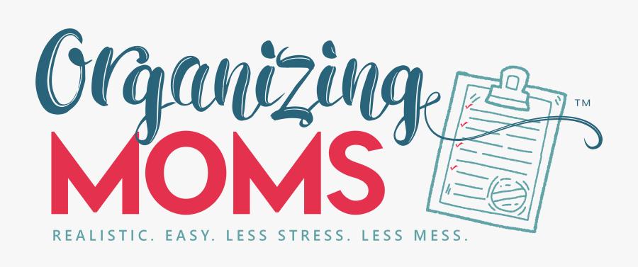 Transparent Organized Person Clipart - Socal Moms, Transparent Clipart