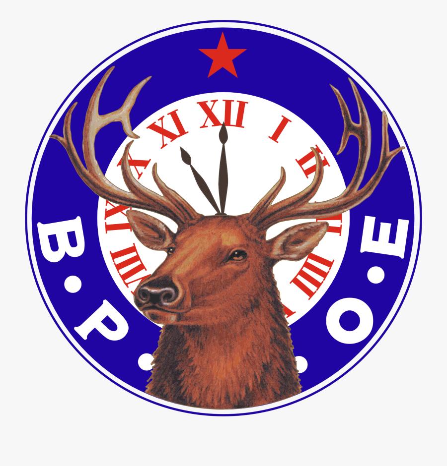 Elk Clip Art 11663837 Elkjpg - Elks Lodge Logo Png, Transparent Clipart