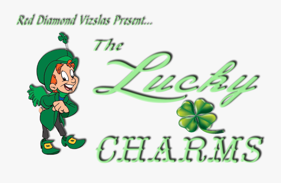 The Lucky Charms - Lucky Charms Leprechaun, Transparent Clipart