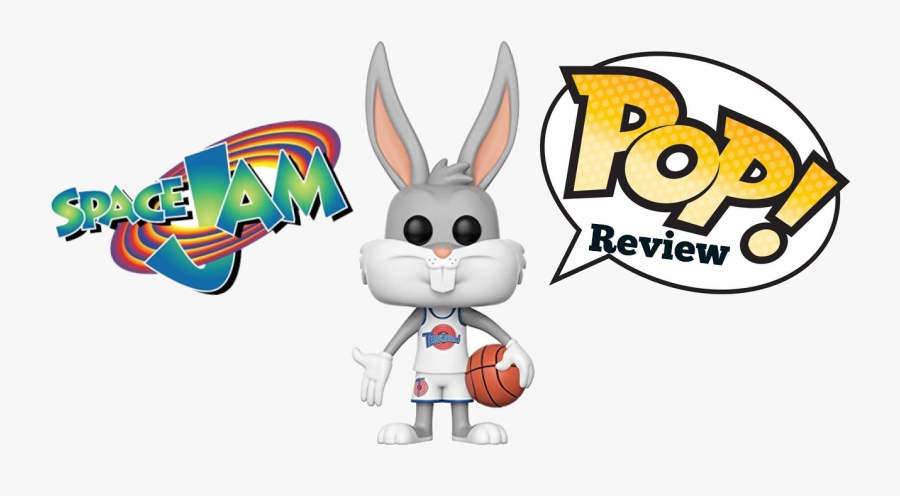 Space Jam Bugs Bunny Funko Pop Review Transparent Png - Space Jam Bugs Bunny Pop, Transparent Clipart