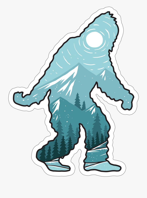 "Big Foot""  Class=""lazyload Lazyload Mirage Featured - Illustration, Transparent Clipart"