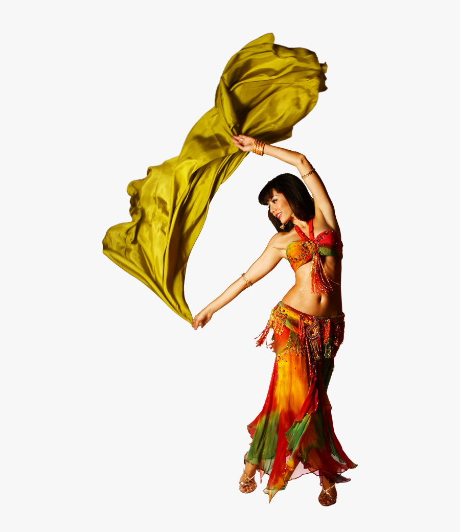 Transparent Dance Png - Belly Dancer Transparent Png, Transparent Clipart