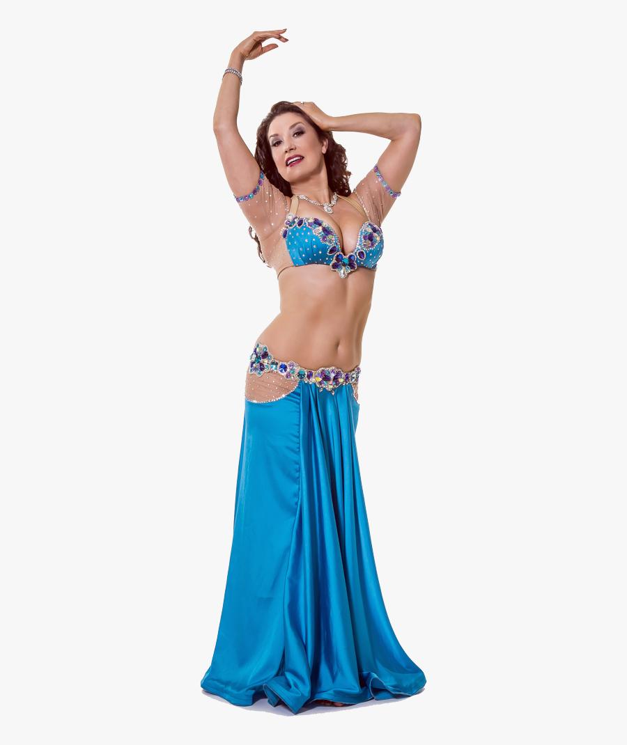 Transparent Belly Dance Clipart - Belly Dancer Transparent Png, Transparent Clipart