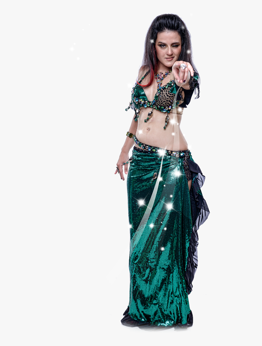 Belly Dancer Transparent Background, Transparent Clipart