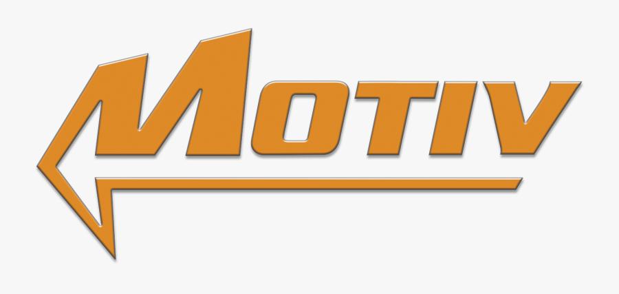 Motiv Power Systems Logo, Transparent Clipart
