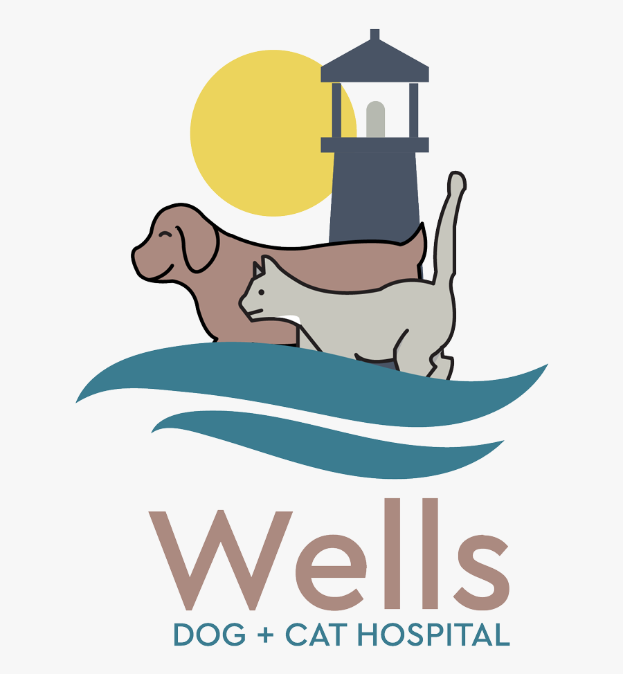 Wells Dog And Cat Hospital - Illustration, Transparent Clipart
