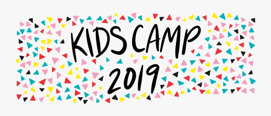 Kidscamp - Kids Camp, Transparent Clipart