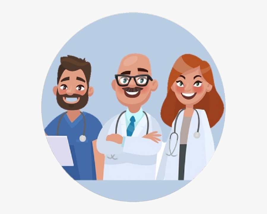 Physician Assistant Animation, Transparent Clipart