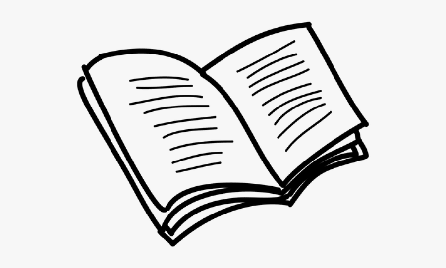 Book Png Drawing, Transparent Clipart