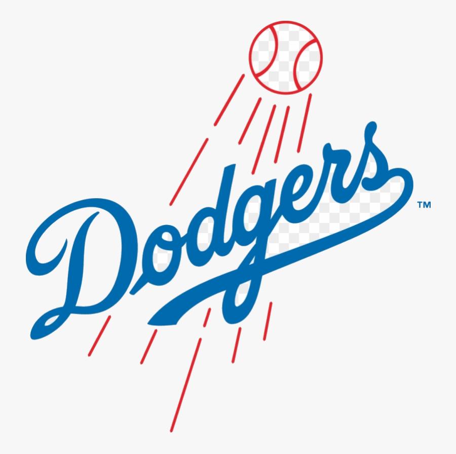 Dodgers Los Angeles Logo Clipart Transparent Png - Los Angeles Dodgers Logo, Transparent Clipart