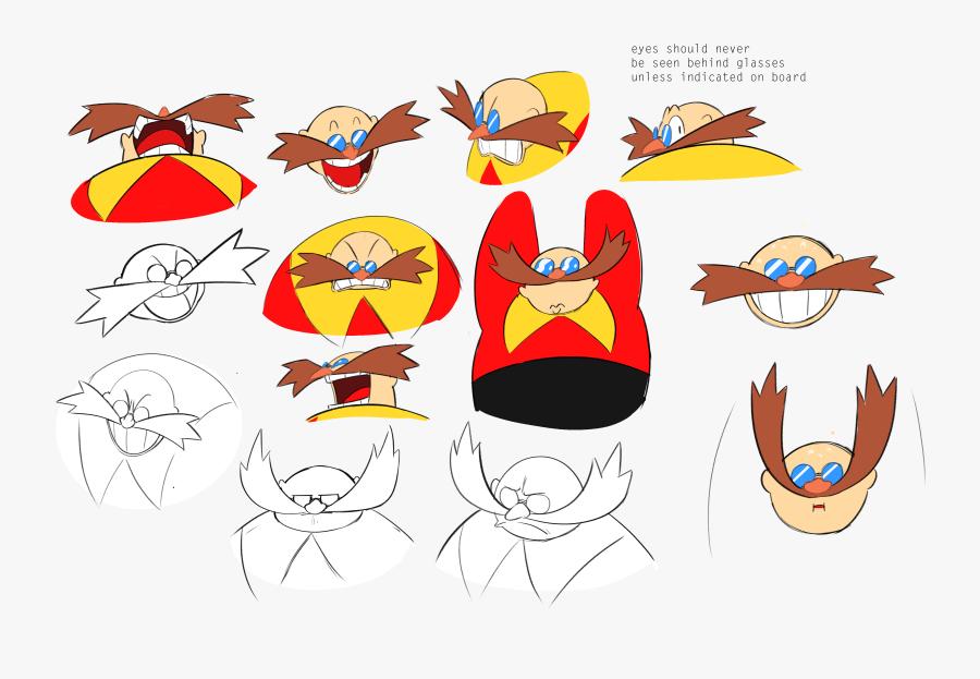 Sonic Mania Adventures Eggman, Transparent Clipart