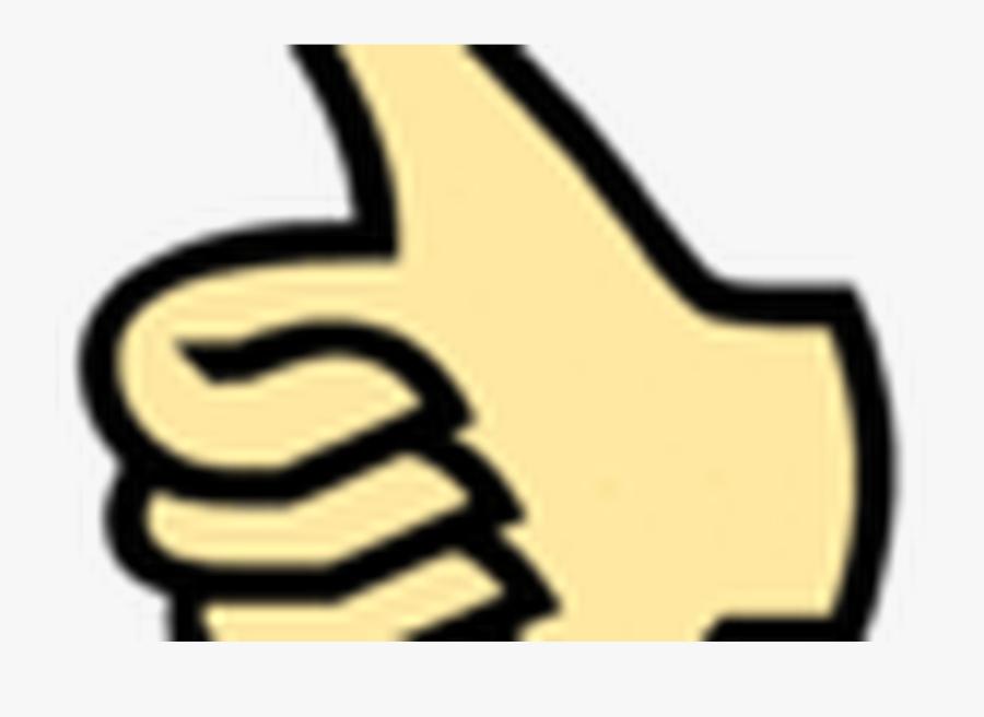 Thumbs Up Illuminati Symbol Clipart , Png Download - Thumbs Up Illuminati Symbol, Transparent Clipart