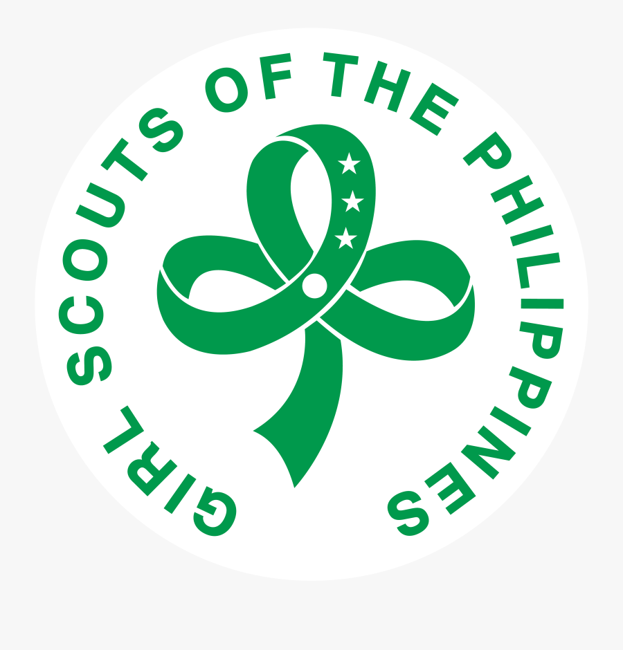 Philippines Girl Scout Logo, Transparent Clipart