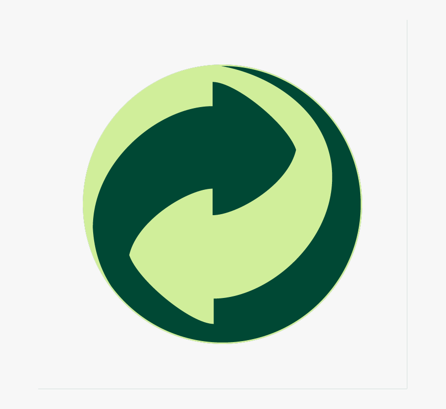 Transparent Reduce Reuse Recycle Png - Recycle Sign On Packaging, Transparent Clipart