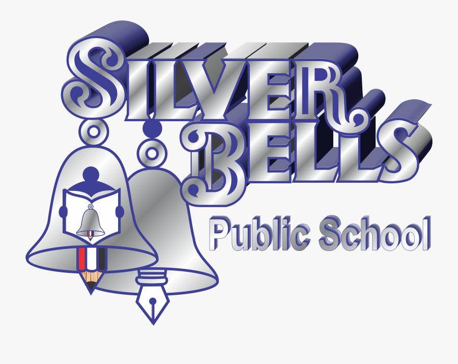 Sciencestream - Silver Bells School Logo, Transparent Clipart