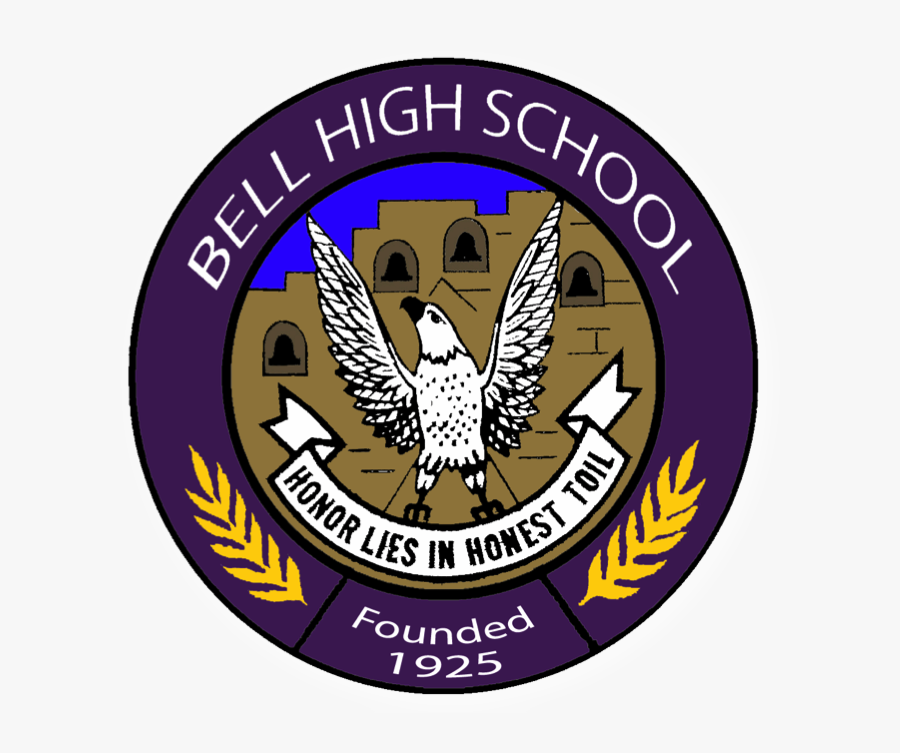 Bhg Logo - Bell High School Logo, Transparent Clipart