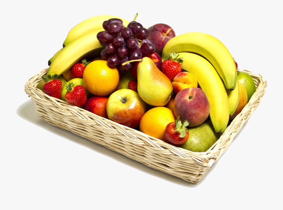 Fruits Transparent Basket Png - Fruit Basket Png Transparent, Transparent Clipart
