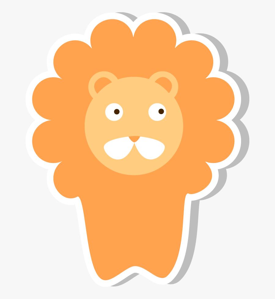 The Lion And The Mouse The Lion & The Mouse Clip Art - Clip Art, Transparent Clipart