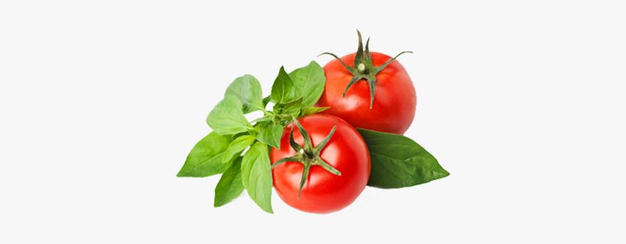 Veggies Small Farm Picked - Tomato Basil Png, Transparent Clipart
