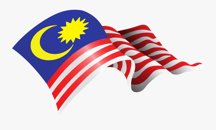 Settlements Of Flag Straits Malaysia Png Download Free - Transparent Malaysia Flag Png, Transparent Clipart