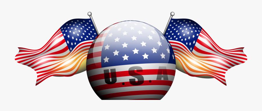 Transparent Patriotic Stars Png - Flag Independence Day Png, Transparent Clipart