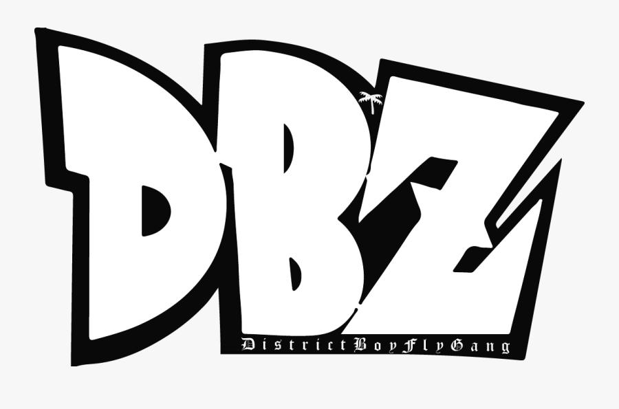 Dragon Ball Z Logo Dbz Free Transparent Clipart Clipartkey