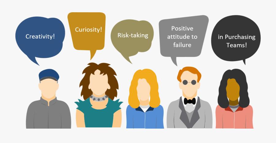 Innovation Culture - Cartoon, Transparent Clipart