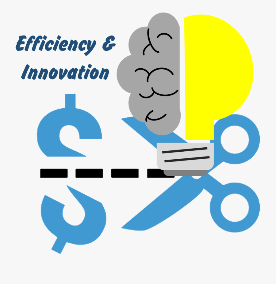 Innovation And Efficiency, Transparent Clipart