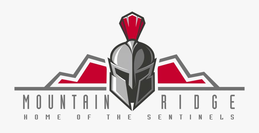 Transparent High School Seniors Clipart - Mountain Ridge Sentinels High School, Transparent Clipart