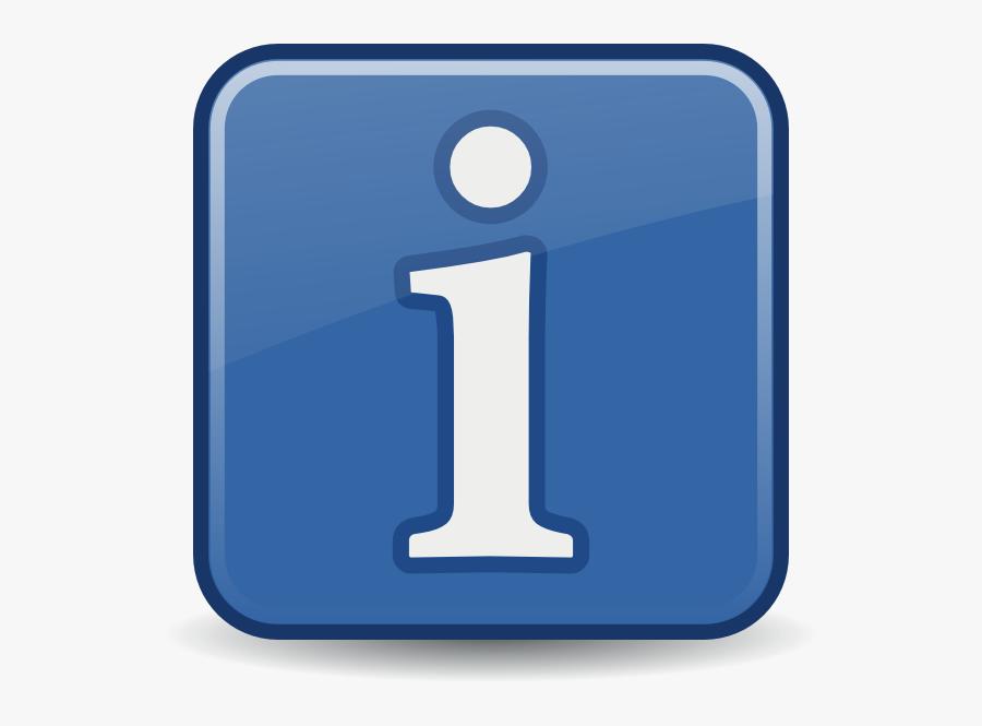 Emblem Information Svg Clip Arts - Information Icon Public Domain, Transparent Clipart