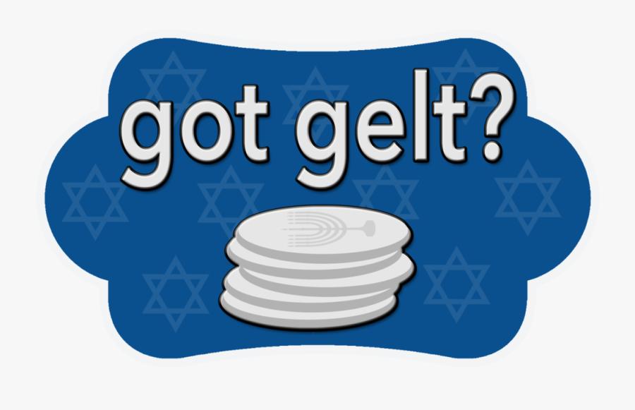 Hanukkah Clipart Latke - Coin, Transparent Clipart