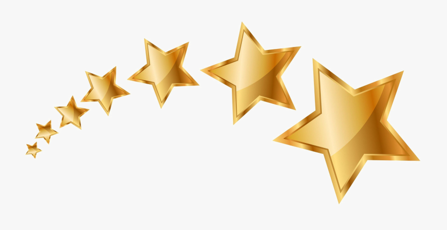 Star Clipart Rating - Star Images Png, Transparent Clipart