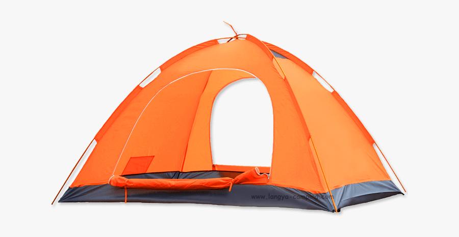 Campsite Png Pictures Free - Transparent Camping Tent Png, Transparent Clipart