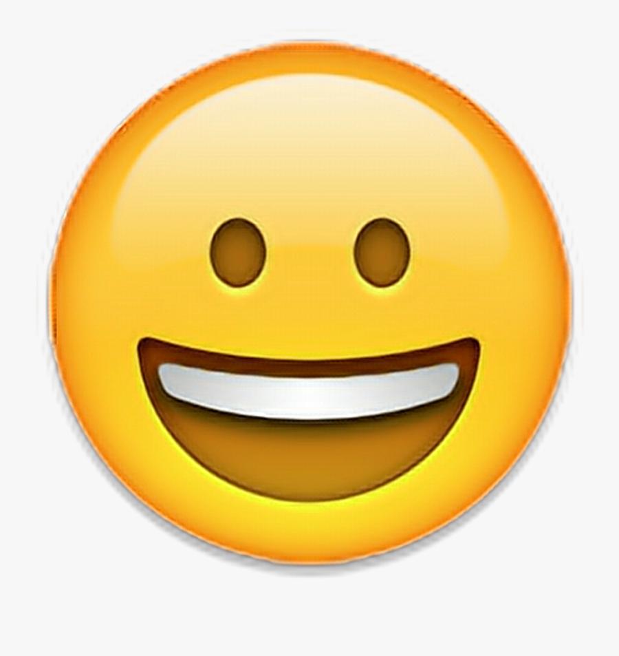Moon Emoji Png -emoji Lachen Laugh Haha Lol Emote Emoticon - Emoji Smiley Face No Background, Transparent Clipart