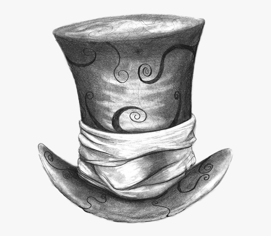 Mad Hatter Hat Love It Mad Hatter Hat Cartoons Free Transparent Clipart Clipartkey