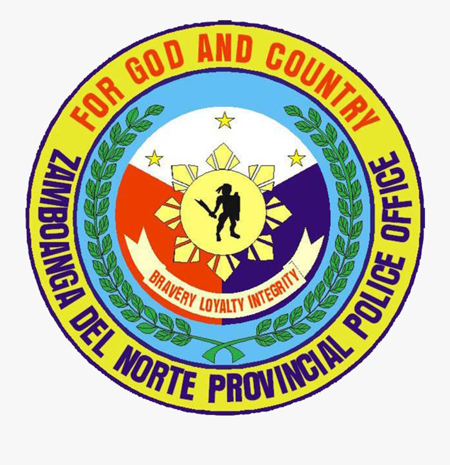 Island Clipart Setting Sun - Dipolog City Police Station Logo, Transparent Clipart