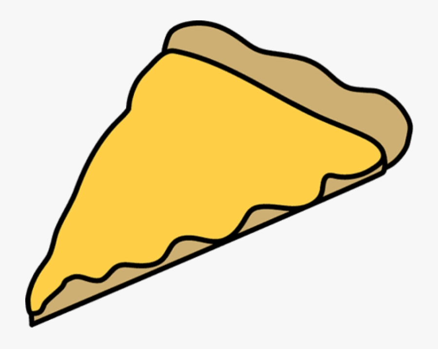 Cheez It Yellow Cliparts Transparent Cheese For Free - Cheese Pizza Slice Cartoon, Transparent Clipart