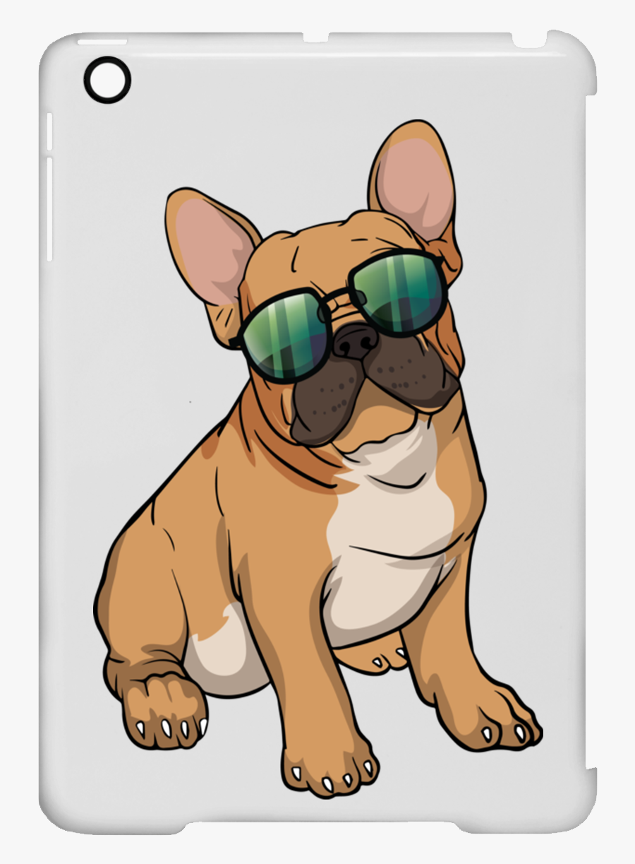 Clear Clip Bulldog - Draw A Small French Bulldog, Transparent Clipart