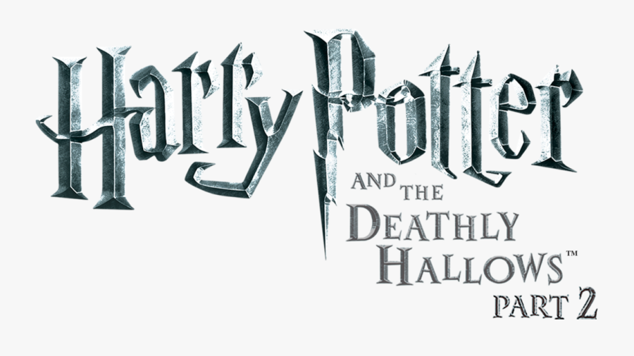 Harry Potter And The Deathly Hallows - Harry Potter And The Deathly, Transparent Clipart
