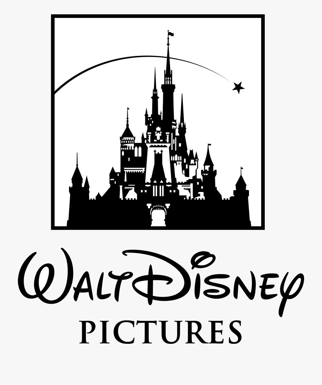 Cinderella Castle Disney Clipart Black And White Graphics - Walt Disney Studios Motion, Transparent Clipart