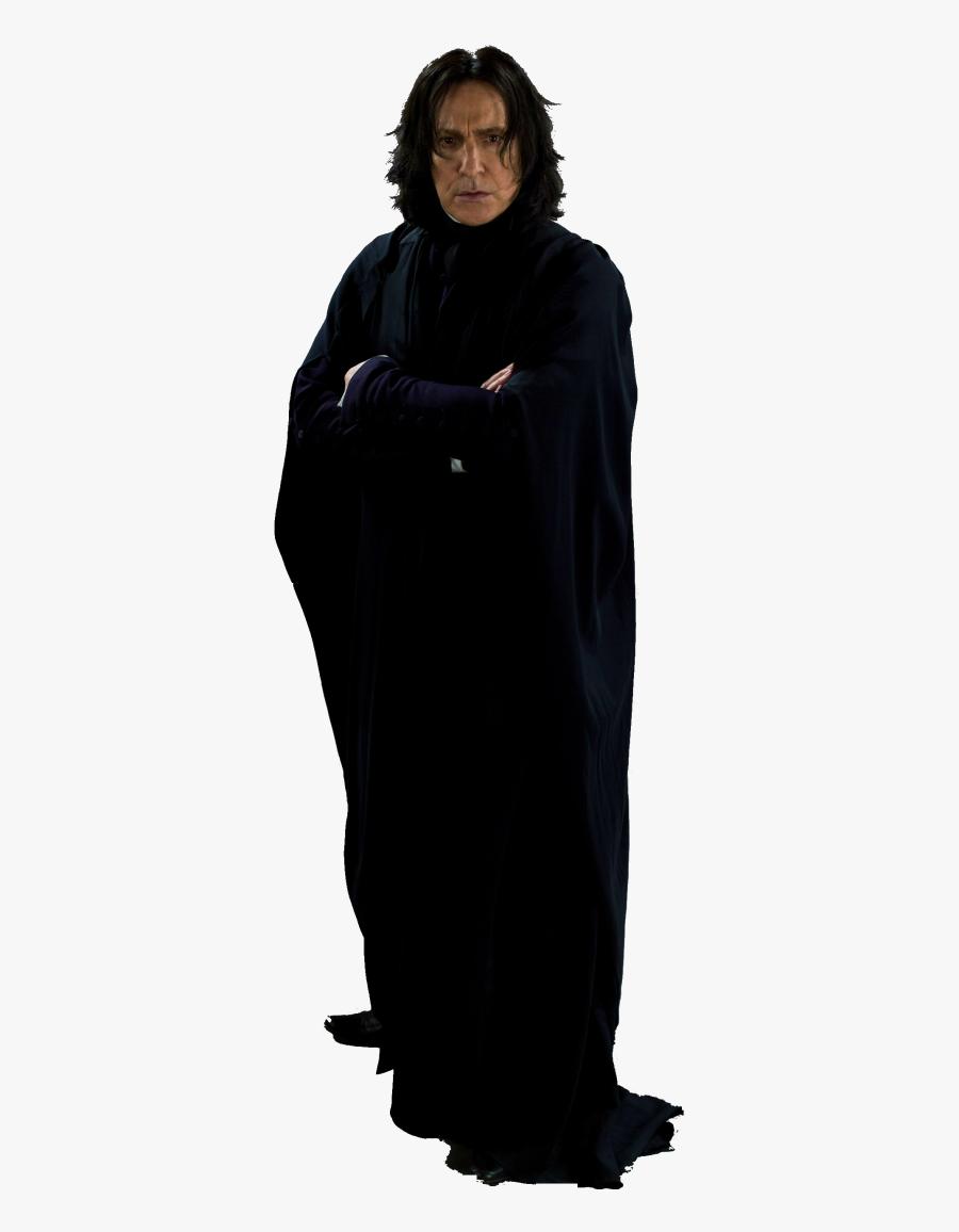 Severus Snape Png Transparent Severus Snape - Snape Harry Potter Png, Transparent Clipart