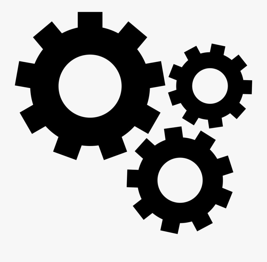 Gear Clipart Mechanical Energy - Gear Png, Transparent Clipart