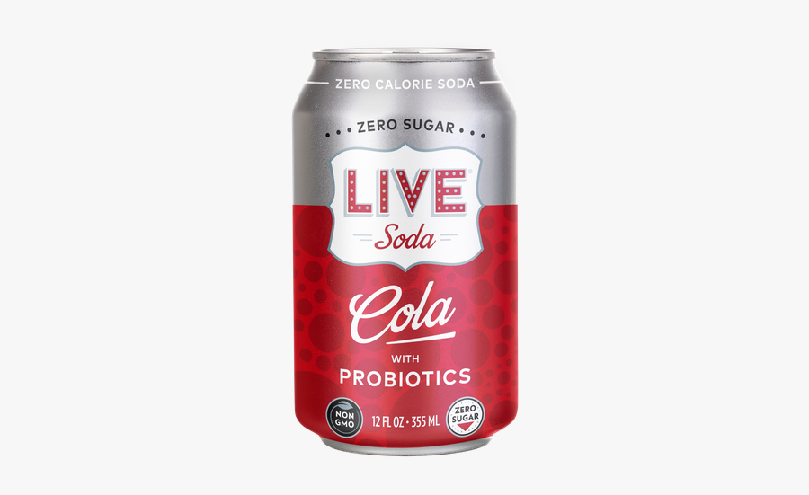 Live Ps Can Cola - Guinness, Transparent Clipart