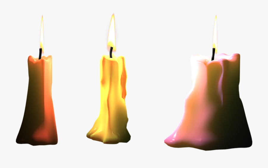 Candles, Png, Isolated, Light, Bill, Flame, Candle - Candle, Transparent Clipart