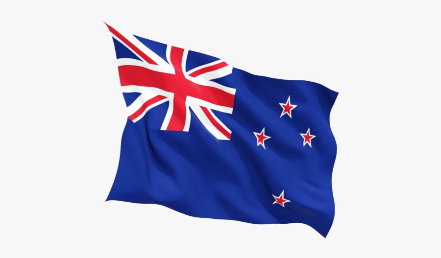 New Zealand Flag Png, Transparent Clipart