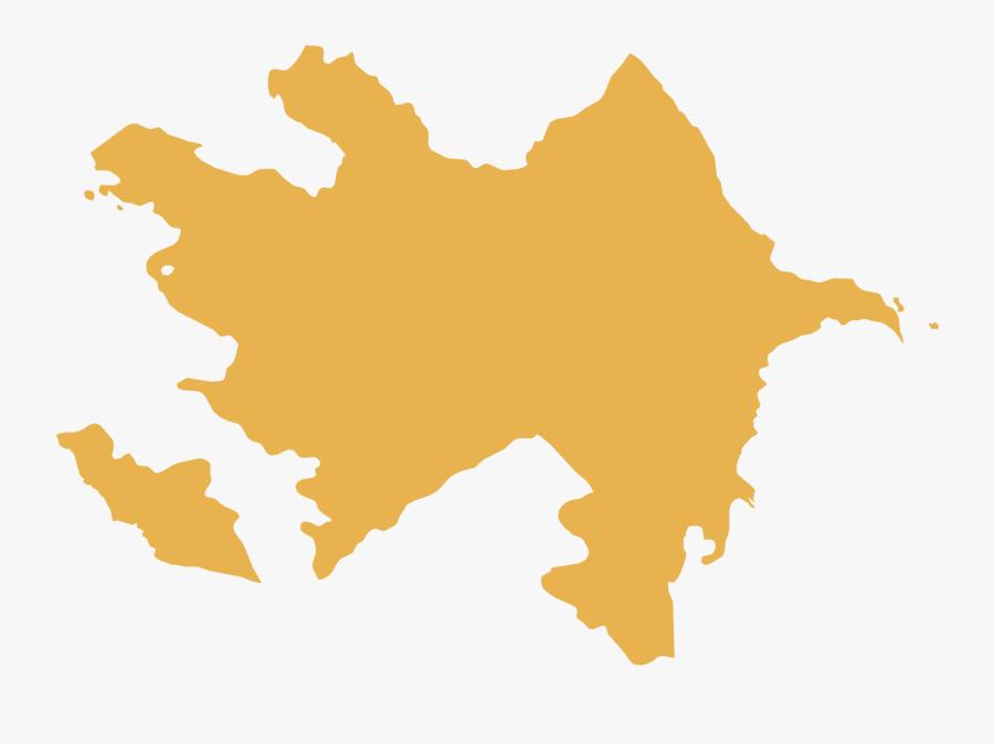 Azerbaijan Map Azerbaijan Flag Map Free Transparent Clipart Clipartkey