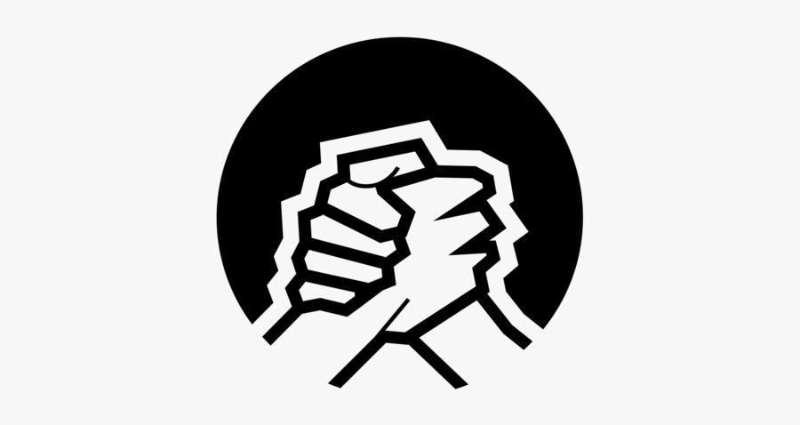 Why Wadman Corporation - Black Png Teamwork Clipart, Transparent Clipart