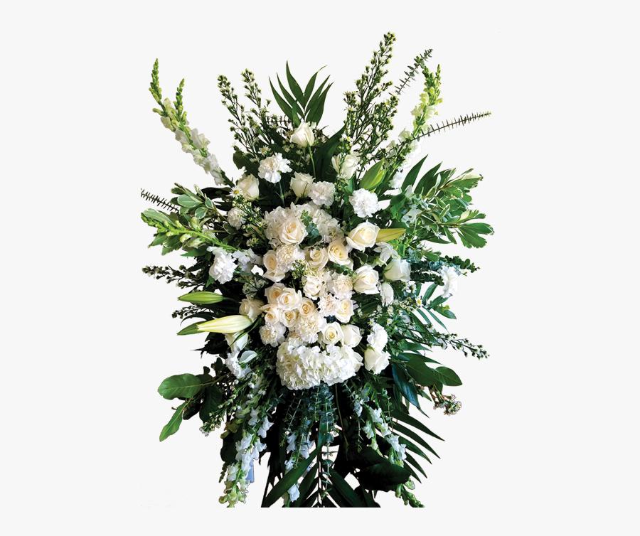 Loving Funeral Spray - Bouquet, Transparent Clipart