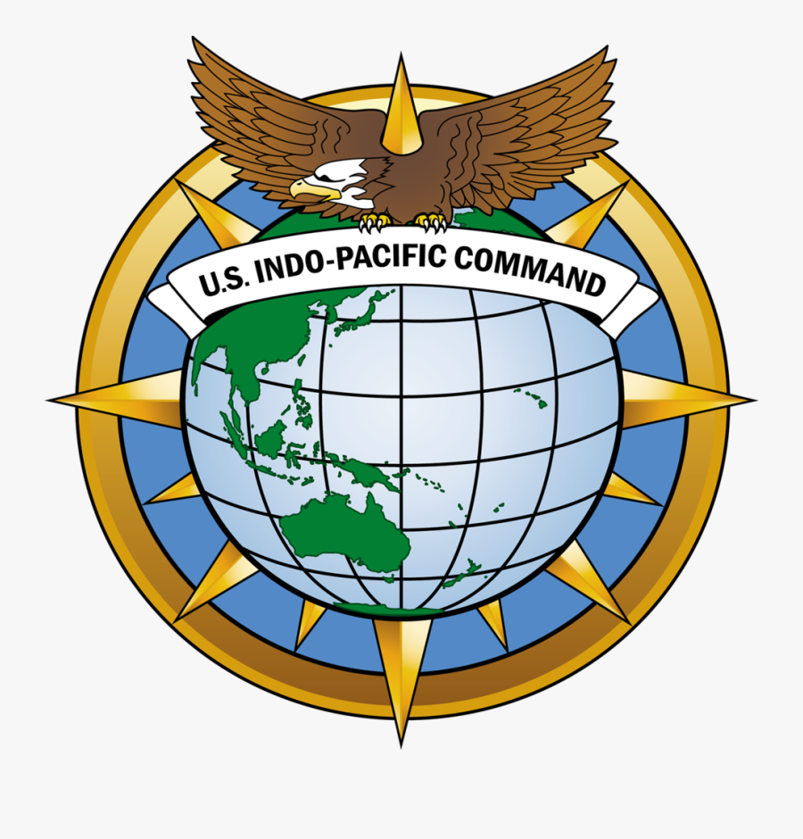 Indo Pacific Command Clipart , Png Download - Us Indo Pacific Command Logo, Transparent Clipart